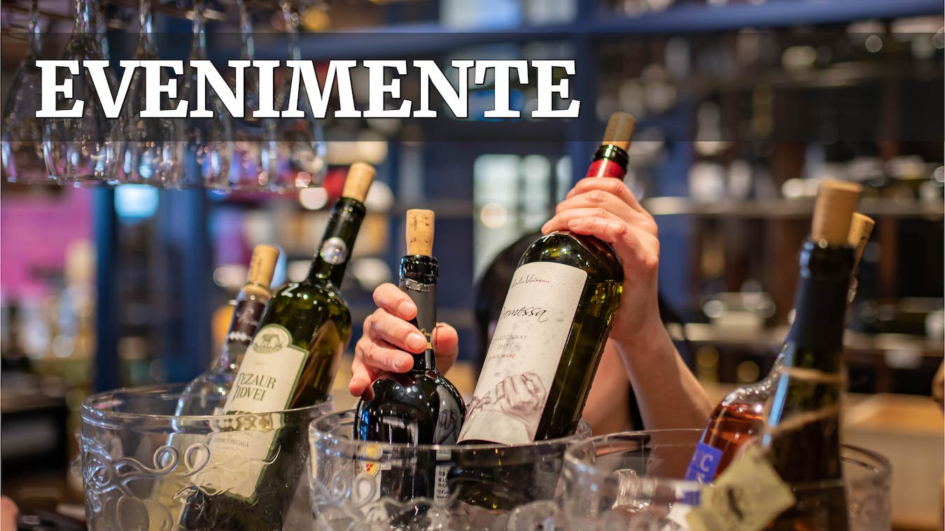 Daniel's Wine Club - Evenimente