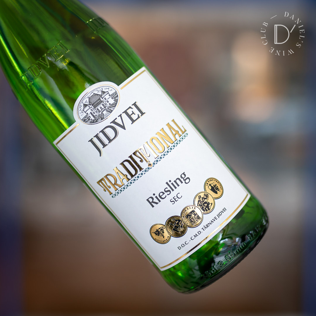 Jidvei Traditional Riesling
